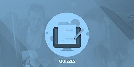 Brightspace Quizzes & Grades Training (virtual) tickets