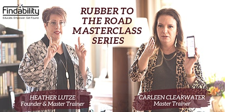 Rubber to The Road Masterclass #1: Fix Your Search Results To Protect Your Brand. tickets