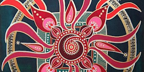 Male Dein persönliches Energiebild: Mandala-Energie Tickets