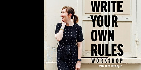 Write Your Own Rules Workshop tickets