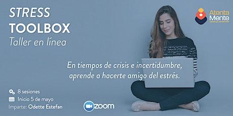 Stress ToolBox En Línea boletos