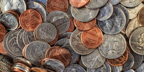Coin questions at the library (Ages 6 to adult) tickets