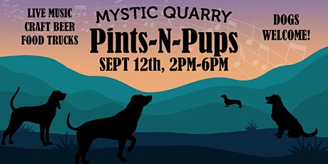 3rd Annual Pints-N-Pups tickets