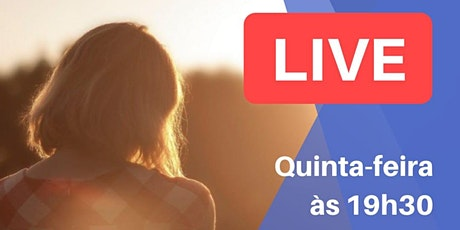 [LIVE] Palestra Online - Retrocognições: Relembrando o Passado ingressos