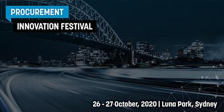 Procurement Innovation Festival 2020 tickets