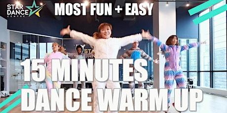 Free Online Dance Class tickets