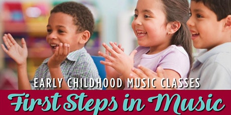 Early Childhood Music Classes with Sydney (preK-2nd grade) Tickets