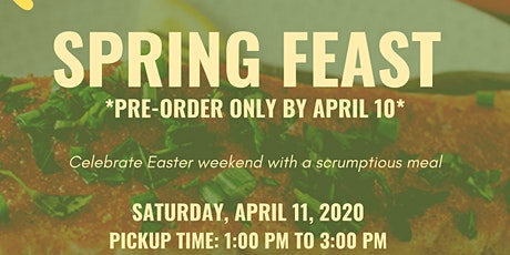 Spring Feast 2020 tickets