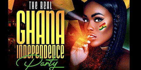 Ghana 64th Independence Celebration tickets