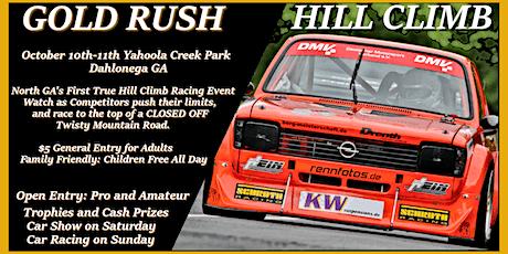 Gold Rush Hill Climb tickets