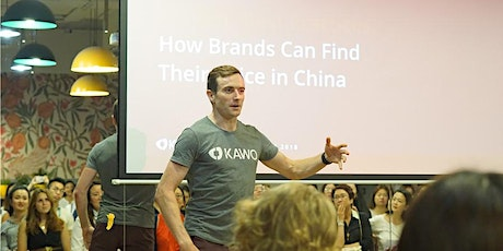 Free Online Info Session: Introduction to Social Media in China tickets