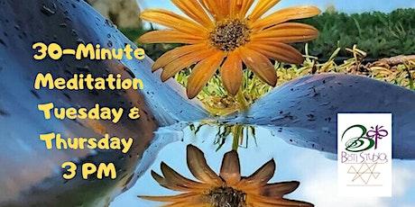 30-Minute Meditation tickets