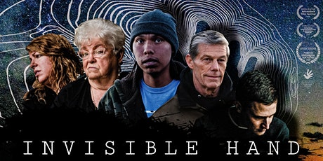 "INVISIBLE HAND Pittsburgh Premiere ""Rights of Nature Documentary""  tickets"