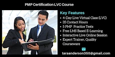 PMP LVC Certification Training in Atlanta, GA tickets