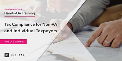 Online JuanTax Workshop: Tax Compliance for Non-VA