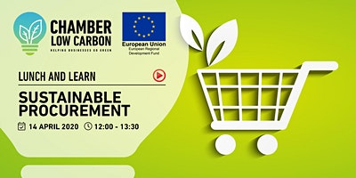 Chamber Low Carbon Live Lunch and  Learn – Sustainable Procurement