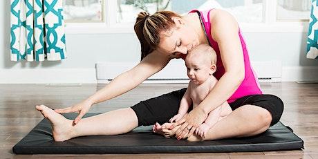 "Postnatal Yoga class ""Mummy and Me Yoga"" (ONLINE/LIVE)"