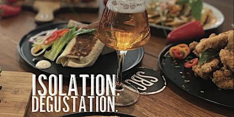 ISOLATION DEGUSTATION I: Alefarm Feast Revisted (Part I) tickets