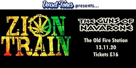 Dorset Tones presents Zion Train tickets