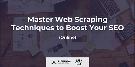 Master Web Scraping Techniques to Boost Your SEO (Live Streaming) tickets