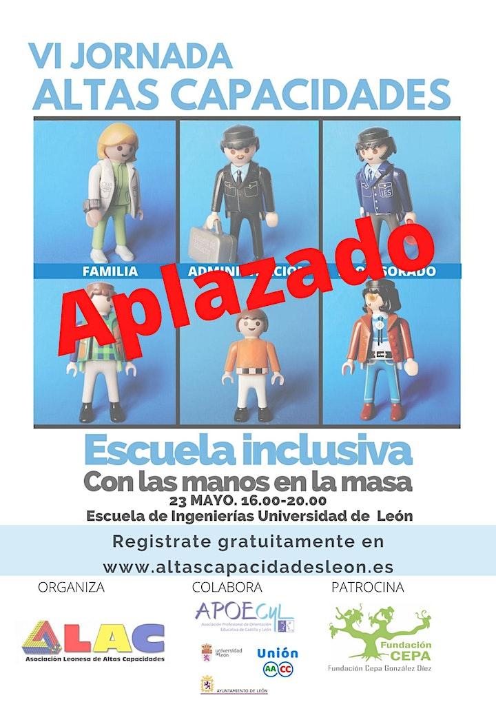 Imagen de VI JORNADA DE ALTAS CAPACIDADES