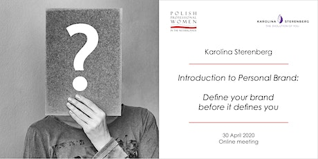 Introduction to Personal Brand: Define your brand before it defines you tickets