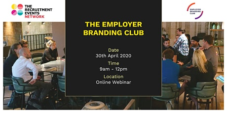The Employer Branding Club tickets