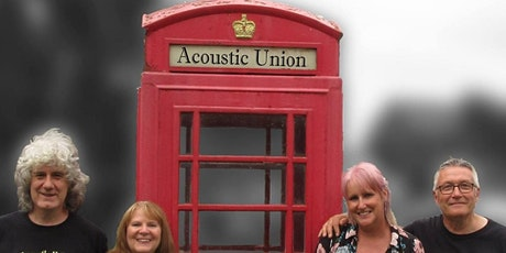 Acoustic Union Charity Fund Raiser tickets