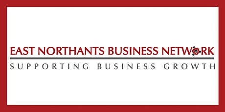 East Northants / Corby Business Network - Weekly Zoom Networking - 9th April tickets