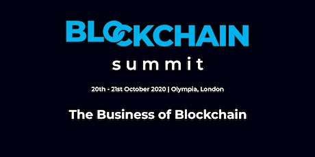 Blockchain Summit London 2020 tickets