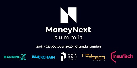 MoneyNext Summit 2020 tickets