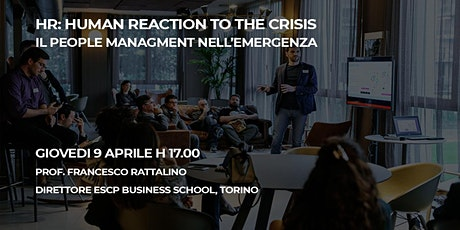 People Management nell'Emergenza tickets