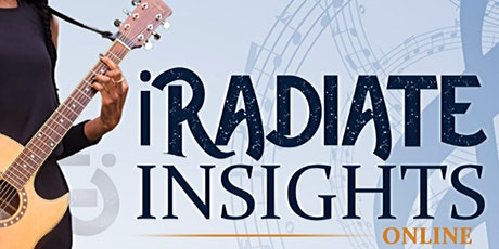 iRadiate Insights: Building Consistency & REAL Engagement On Social Media tickets