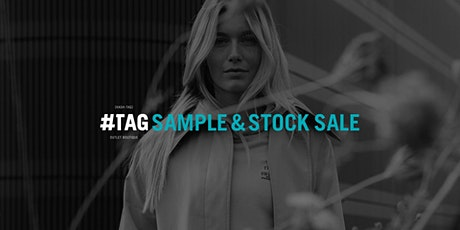 #TAG SAMPLE SALE DAMES tickets