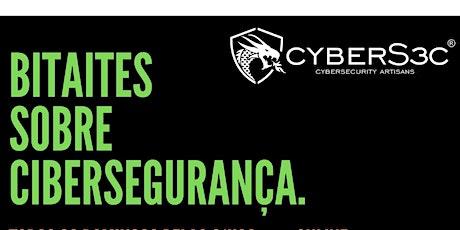 4º Webinar -  Bitaites de CiberSegurança  -Perfis falsos nas redes sociais bilhetes