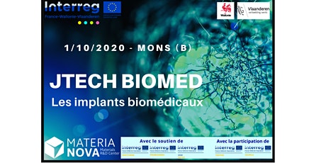 JTech BIOMED entradas