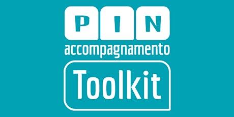 PIN Toolkit: Strategie per raccontare il lavoro sociale biglietti