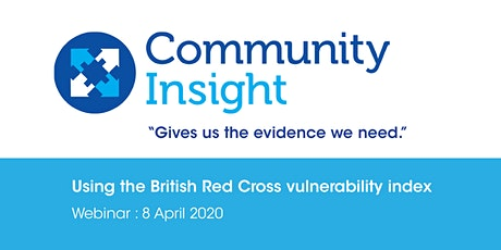 Using the British Red Cross vulnerability index tickets
