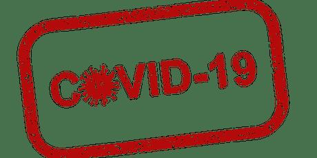 C19 Employment Assistance - Webinar tickets