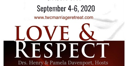 TWC Marriage Conference 2020 tickets