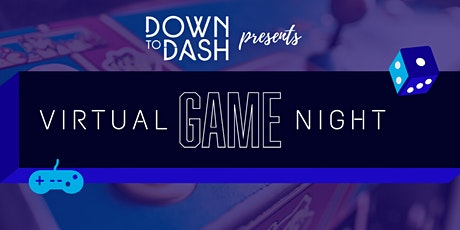 Virtual Games Night tickets