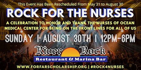 Rock for the Nurses 10-Year Anniversary Fundraiser tickets