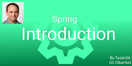 Testing with Spring - Introduction tickets