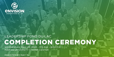 Leadership Fond du Lac Completion Award Ceremony tickets