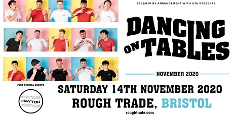 Dancing on Tables (Rough Trade, Bristol) tickets
