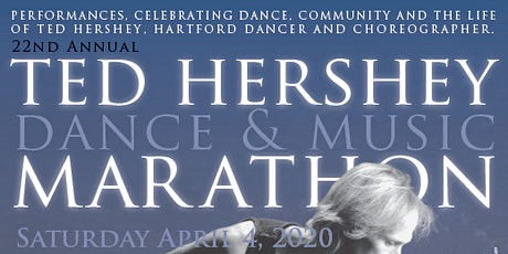 22nd Annual TED HERSHEY DANCE & MUSIC MARATHON - new date! tickets