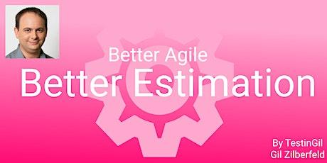 Better Agile - Better Estimation tickets