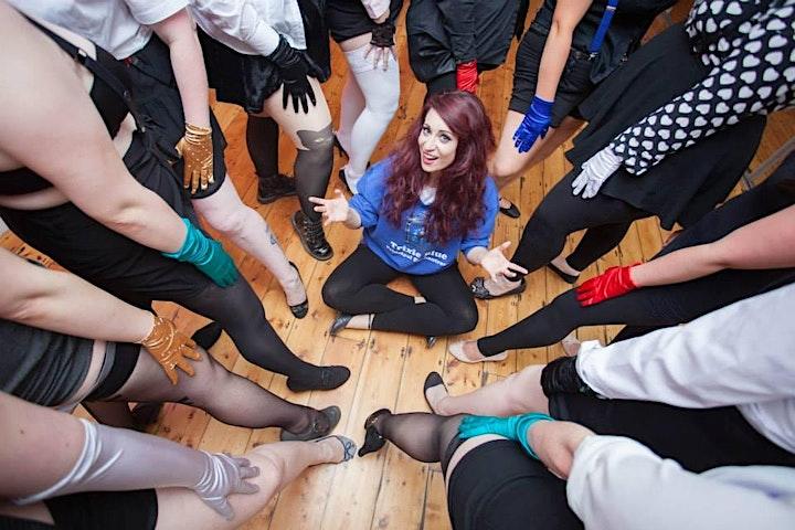 Korn: Coming Undone - Exotic Choreography Online Workshop image