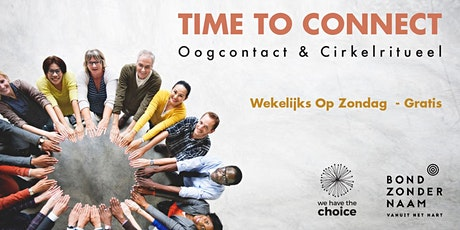 Time to connect • Cirkelritueel tickets