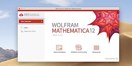 Free Online Talk - A Quick Start to Wolfram Technologies billets